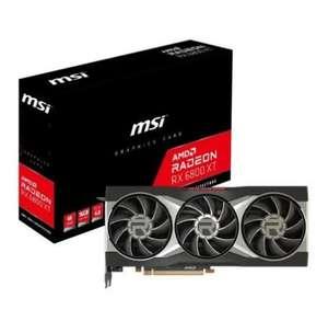 MSI AMD Radeon RX 6800 XT 16GB