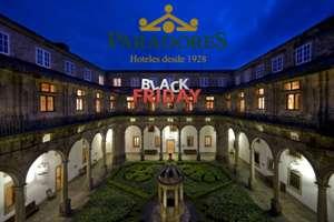 Black Friday en Paradores Nacionales ️ Regala estancias en los hoteles mas bonitos del pais