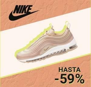 Nike hasta un -59% en Zalando prive