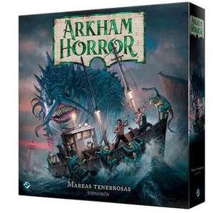 Juegos de mesa Expansión Arkham horror Mareas tenebrosas
