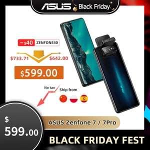 ASUS Zenfone 7 desde España