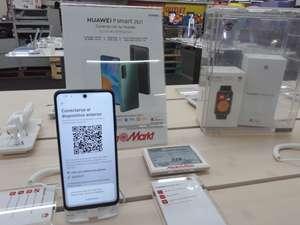 Huawei P smart 2021+ huawei watch fit