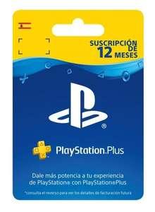 Suscripción PlayStation Plus 365 Días