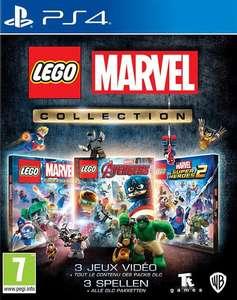 Lego Marvel Collection (PlayStation 4)(Sólo Canarias)