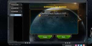 NUEVO CODIGO BONO Dark Orbit