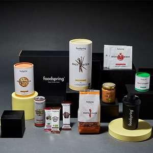 Black boxes Foodspring