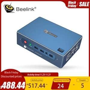 Mini Ordenador Beelink GTR Pro Barebone