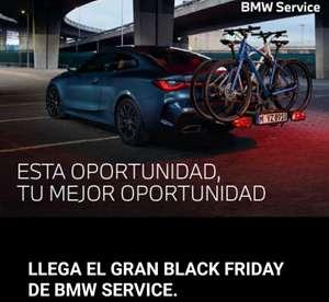 Black Friday BMW 40% servicios BSI