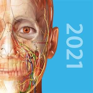 App Atlas de Anatomia Humana 2021 de Visible Body