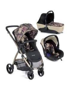Trío silla paseo Slide, capazo Cocoon y portabebé Zero