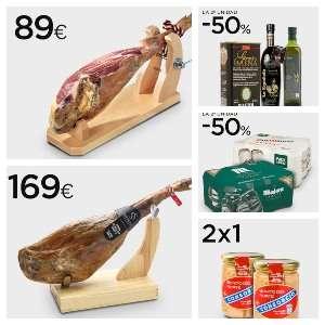 Ofertas Supermercados del Corte Inglés