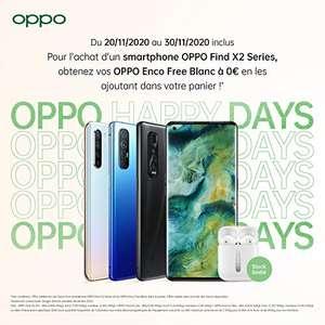 "Smartphone 6,4"" Oppo Find X2 Lite 5G + Auriculares Oppo Enco Free"