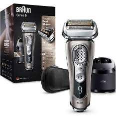 Afeitadora Braun Series 9 9365 cc recargable