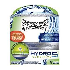 8 Cuchillas Wilkinson Sword Hydro 5