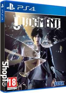 Judgment para PS4 a buen precio