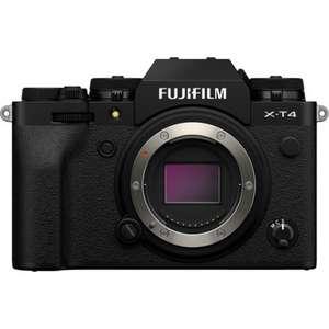 Fujifilm X-T4 Camara Mirrorless