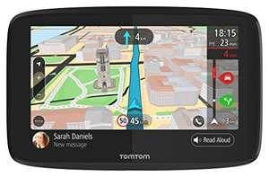 """TomTom Go 620 World LTM de 6""""con actualización de por vida, Siri y Google"""