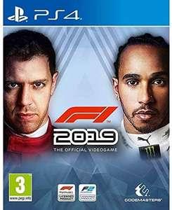 F1 2019 PS4 (digital)