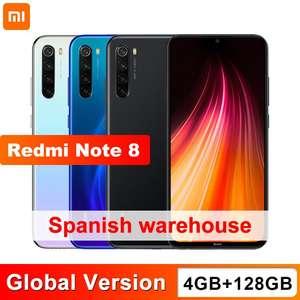 Xiaomi Redmi Note 8 4GB 128GB - Desde España