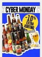 Cerveza Cybermonday (cerveza de especialidad por 0,60 € la botella)