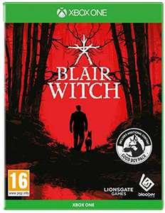 Blair Witch Xbox One/Series (físico)