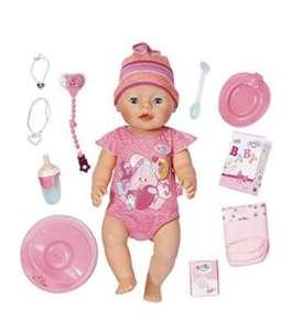 Muñeca Interactiva 40cm Baby Born