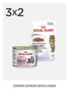 3X2 Comida para gatos húmeda Royal Canin