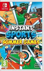 Instant Sports Summer Games - Precio Mínimo en Amazon