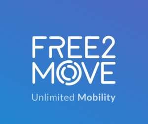 5€ gratis en free2move