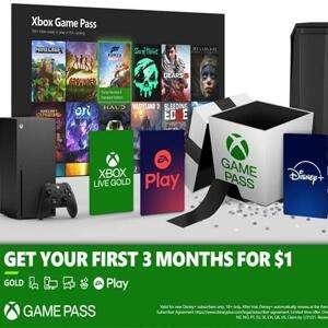 XBOX Game Pass :: 3 meses por 1€ (Ya está disponible)
