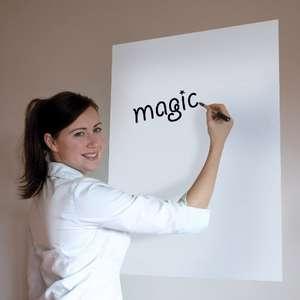 Magic Whiteboard - Pizarra autoadhesiva
