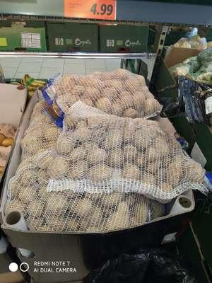 Lidl malla de patatas 10 kgs