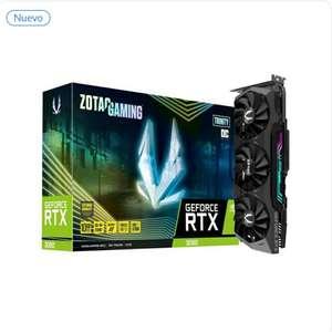 Zotac Gaming GeForce RTX 3080 AMP Holo 10GB(Agotado)