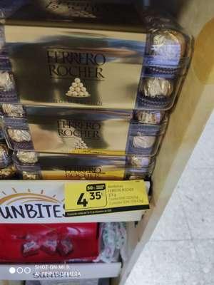 Ferrero a 6,50 30 ud en supermercados COVIRAN