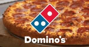 Varios codigos de descuento Domino's pizza