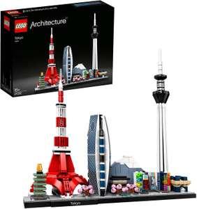 LEGO Architecture - Tokio, Maqueta para Montar el Skyline de la Ciudad Japonesa (Precio mínimo)