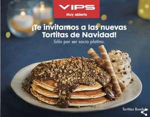 Tortitas gratis (socio Club Vips)