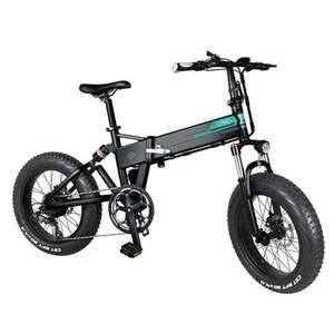 FIIDO M1 Pro, una bicicleta eléctrica potente y portátil   Desde Europa