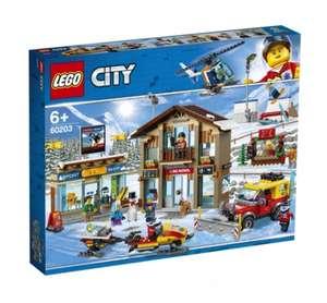 LEGO City Estación de Esquí