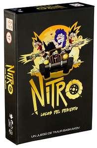 Juego de mesa : Nitro