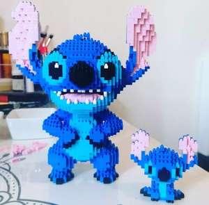 Stitch de piezas estilo LEGO