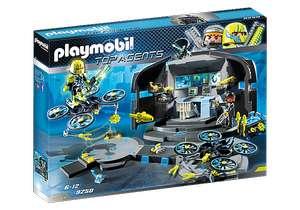 Centro de mando del Dr. Drone de Playmobil