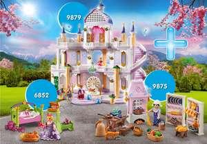 Pack promocional de castillo de ensueño con princesa