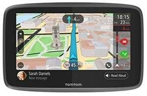 TomTom GO 6200, GPS