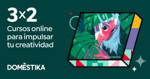 3x2 Cursos Online de Domestika