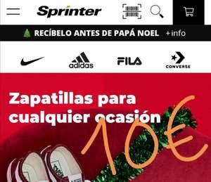 Sprinter - 10€