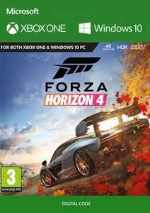 Forza Horizon 4 Standard Edition [Xbox One y Windows 10] Global + Juego gratis aleatorio.