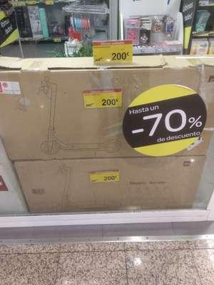 Patinete eléctrico Xiaomi MI 365 en Carrefour Gran Vía Hortaleza