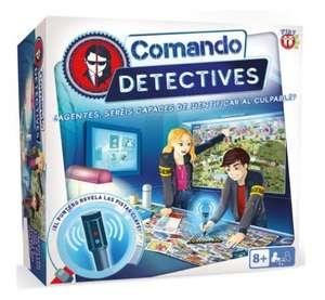 Juego de Mesa Comando Detectives