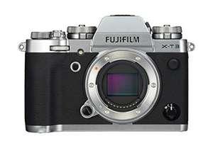 Fujifilm X-T3 - sin espejo de 26,1 Mpx, video 4K/60p, pantalla táctil, WIFI, Bluetooth